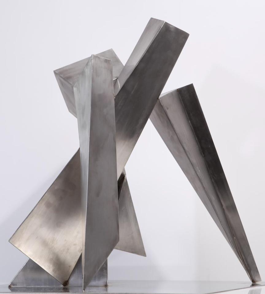Grey Abstract 2